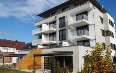 Wohnungsbau: Kirchheimer Str. 76, 70619 Sillenbuch