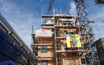 Wohnungsbau: Kirchheimer Str. 109, 70619 Sillenbuch