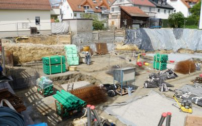Hochbau/Wohnungsbau: Hirschguldenweg 1, 70597 Stuttgart-Möhringen