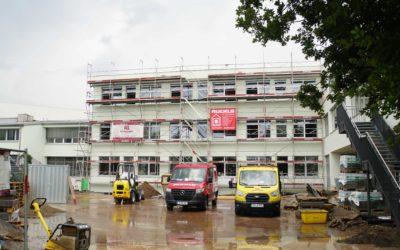 Neubau/Hochbau/Erweiterung Schule: Georgiiweg 1, 70597 Degerloch