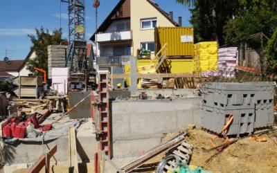 Wohnungsbau: Kronenstr. 4, 70794 Filderstadt