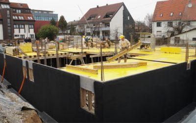 Wohnungsbau: Filderbahnstr.  15, 70794 Filderstadt