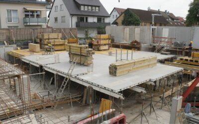 Wohnungsbau: Katzenbachstr. 49+51, 70563 Stuttgart